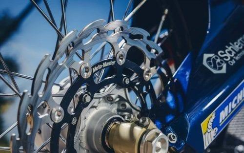 Moto-Master Chain spoke up close