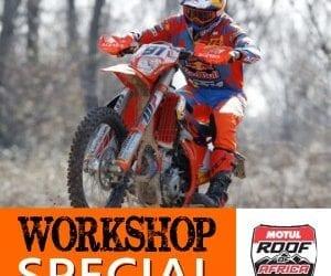 KTM Enduro Suspension Setup and Service Special