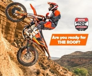 Raceworx KTM – Roof of Africa 2017 Support Package