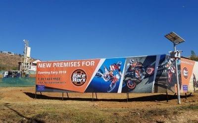 Raceworx New Premises