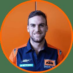 Raceworx KTM - Calvin Garvie