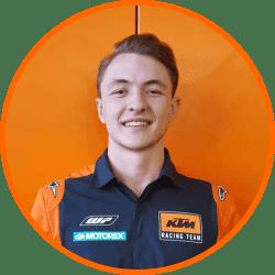 Raceworx KTM - Blair Rushworth