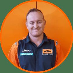 Raceworx KTM - Jaques Buitendag