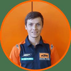 Raceworx KTM - Raymond van den Broek