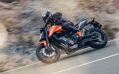"We are thrilled to introduce the KTM 790 Duke to the South African market – meet the ""scalpel"""