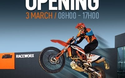 You're invited to the Raceworx KTM Grand Opening Celebration!