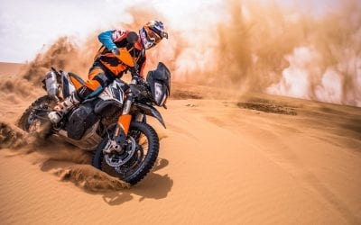 790 Adventure and Adventure R demos now available at Raceworx KTM