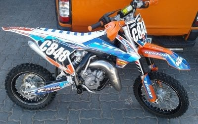 KTM 65 SX | 2017 | Pre-Owned | R28 500