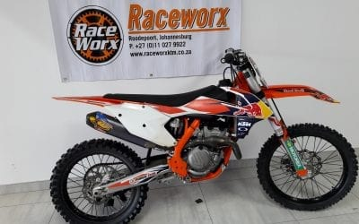 KTM 250 SX-F | 2018 | Pre-Owned | R66 000