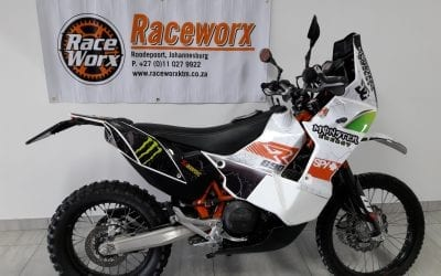 KTM 690 Rally | 2014 | Pre-Owned | R123 000