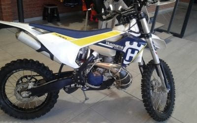 Husqvarna TE 300   2017   Pre-Owned   R82 500