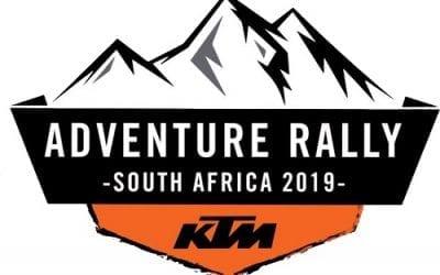 KTM SA Adventure Rally 2019