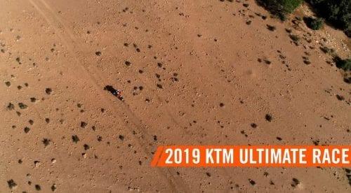 KTM Ultimate Rally 2019 Highlights