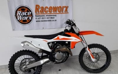 KTM 250 SX-F | 2019 | Pre-Owned | R 78 000