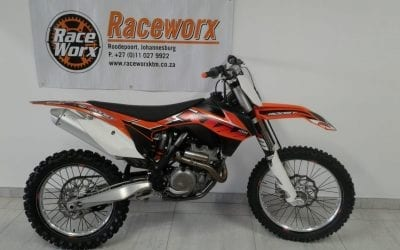 KTM 350 SX-F | 2014 | Pre-Owned | R45 000
