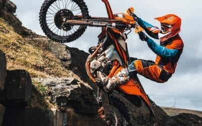 R20 000 off selected 2019 KTM off-road models.