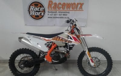 KTM 250 Six Days | 2017 | Pre-Owned | R62 500