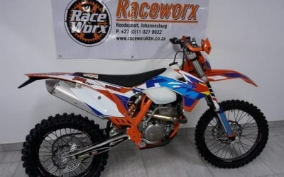 KTM 350 XCF-W | 2016 | Pre-Owned | R66 500