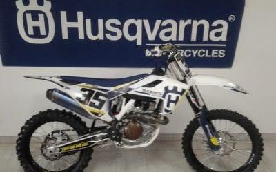 Husqvarna 450 FC | 2017 | Pre-Owned | R85 000