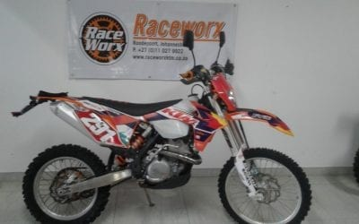 KTM 350 XCF-W | 2016 | Pre-Owned | R45 000