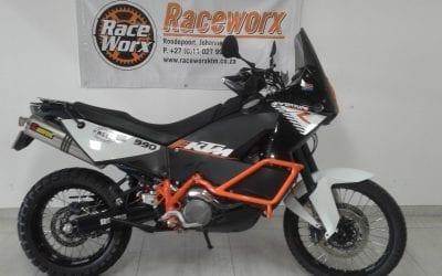 KTM 990 Adventure R | 2011 | Pre-Owned | R95 000