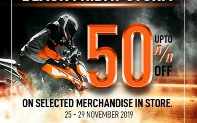 Black Friday Storm 25 – 29 November 2019