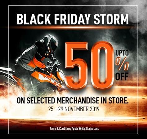 Raceworx KTM Black Friday