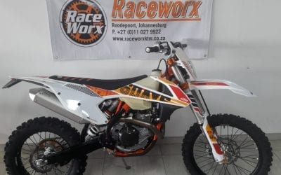 KTM 500 EXC-F Six Days  2017   Pre-Owned   R96 500