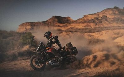 Escape to Reality with the NEW 2020 KTM 390 Adventure