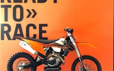 KTM 450 EXC-F | 2020 | Pre-owned | R89 900