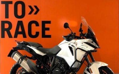 KTM 1290 Super Adventure | 2016 | Pre-Owned | R139 990