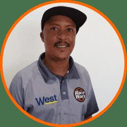Raceworx KTM - Edgar Mamphekgo