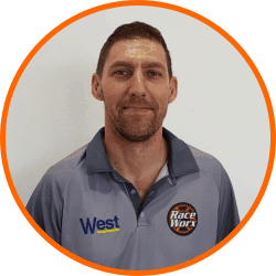 Raceworx KTM - John Wagenaar