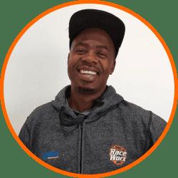 Raceworx KTM - Pritchard Ngwenya