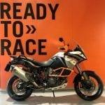 KTM 1190 Adventure S   2014   Pre-Owned   R114 950