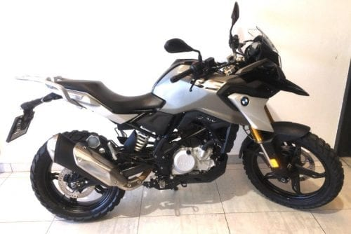 BMW 310 GS | 2018 | Pre-owned | R67 990