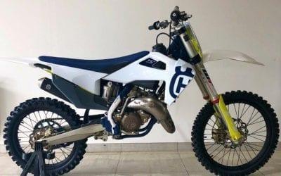 Husqvarna TC 125 | 2020 | Pre-Owned | R73 990