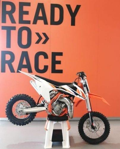 KTM 65 SX | 2020 | Pre-Owned | R49 990