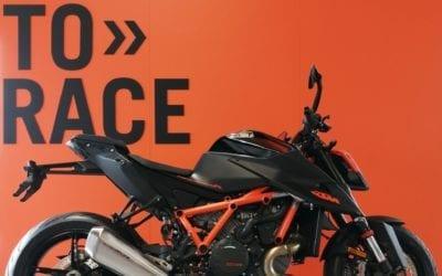 2020/1 KTM 1290 SUPER DUKE R, BLACK