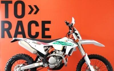 2021 KTM 350 EXC-F SIX DAYS R149'999