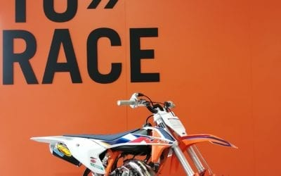 2021 KTM 50 SX FACTORY EDITION R58 999