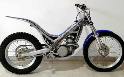 2004 Sherco 290 Trials Bike R29 990